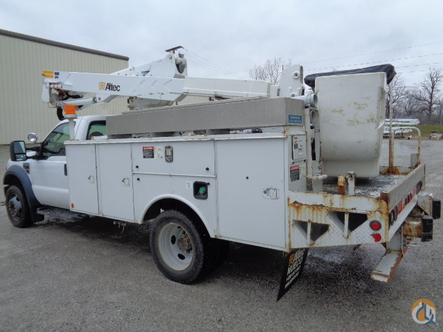 2008 Altec AT37-G Crane for Sale in Fort Wayne Indiana on CraneNetworkcom