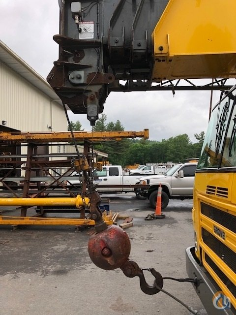 Sold 2008 Grove TM500E-2 Crane for  on CraneNetwork.com