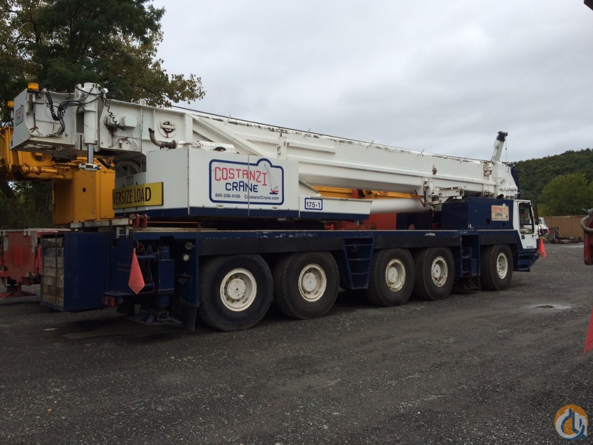1994 GROVEKRUPP KMK-5175 Crane for Sale in Kingston New York on CraneNetworkcom