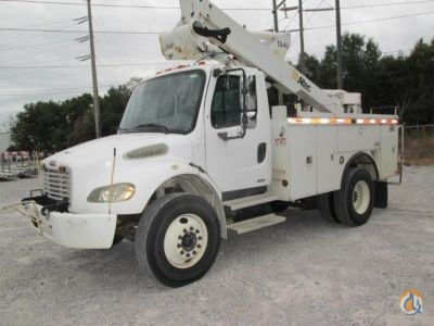 Sold 2004 Altec TA40 Crane for  in Villa Rica Georgia on CraneNetworkcom