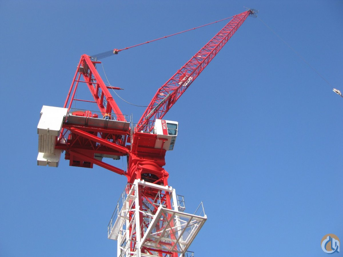 2017 WOLFFKRAN 700 B Crane for Sale on CraneNetworkcom