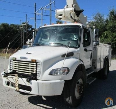 Sold 2004 Altec TA37M Crane for  in Villa Rica Georgia on CraneNetworkcom