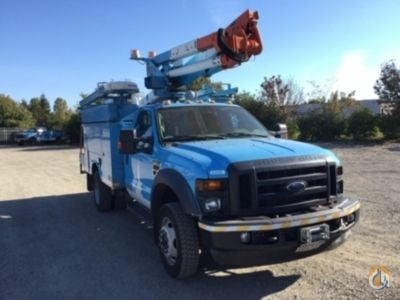 Sold 2010 Altec AT37G Crane for  in Villa Rica Georgia on CraneNetworkcom