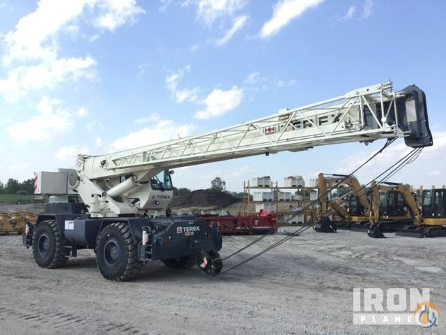 Sold 2012 Terex RT230-1XL Rough Terrain Crane Crane for  in Altoona Iowa on CraneNetwork.com
