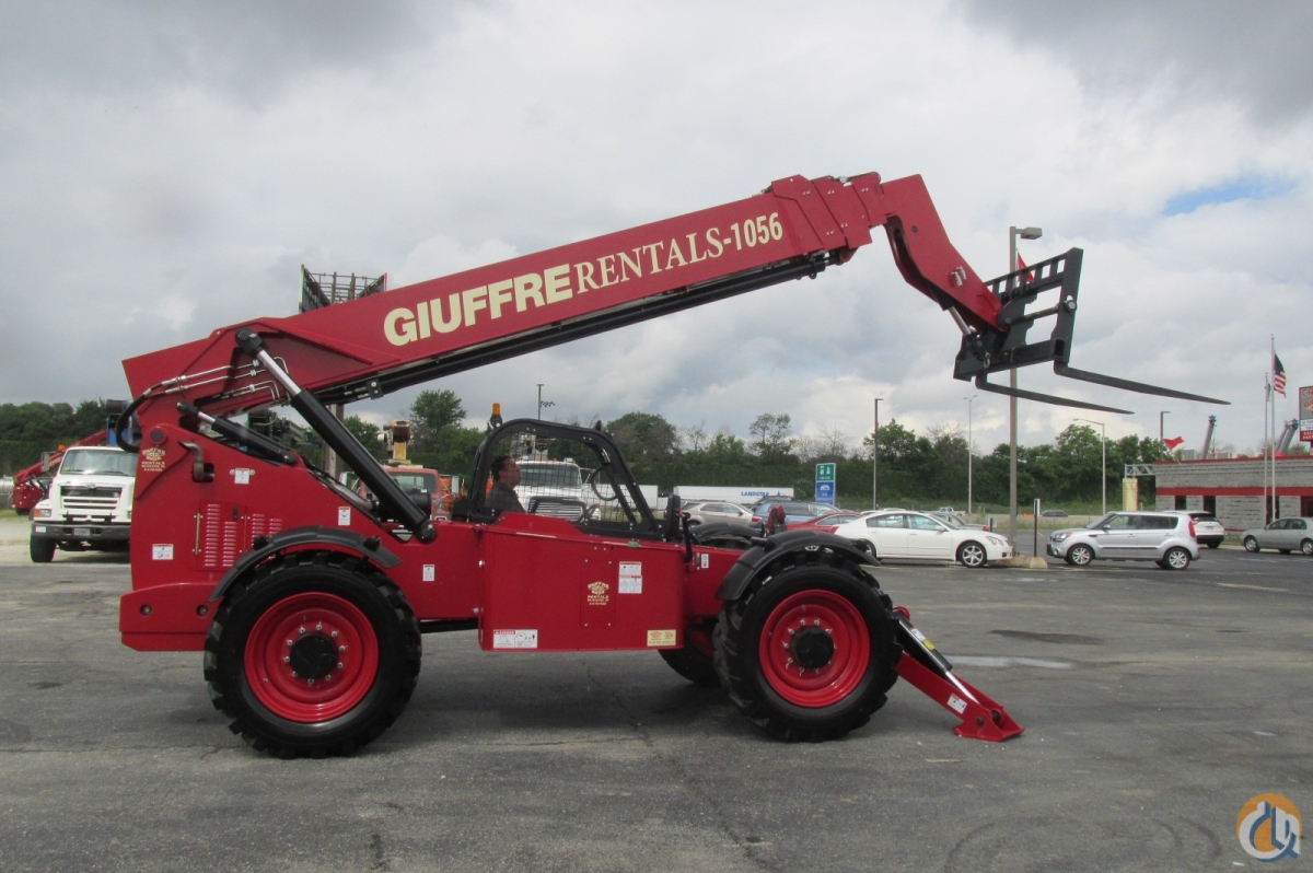 GENIE GTH-1056 TELEHANDLER AT GIUFFRE BROS Crane for Sale in Milwaukee Wisconsin on CraneNetwork.com