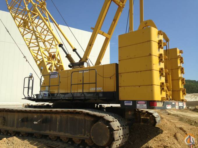 2006 Kobelco CK2000 Crane for Sale in Shakopee Minnesota on CraneNetwork.com