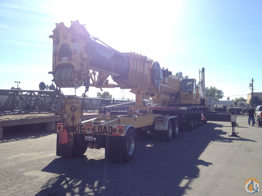 2001 Grove GMK5210 All Terrain Crane for Sale on CraneNetwork.com
