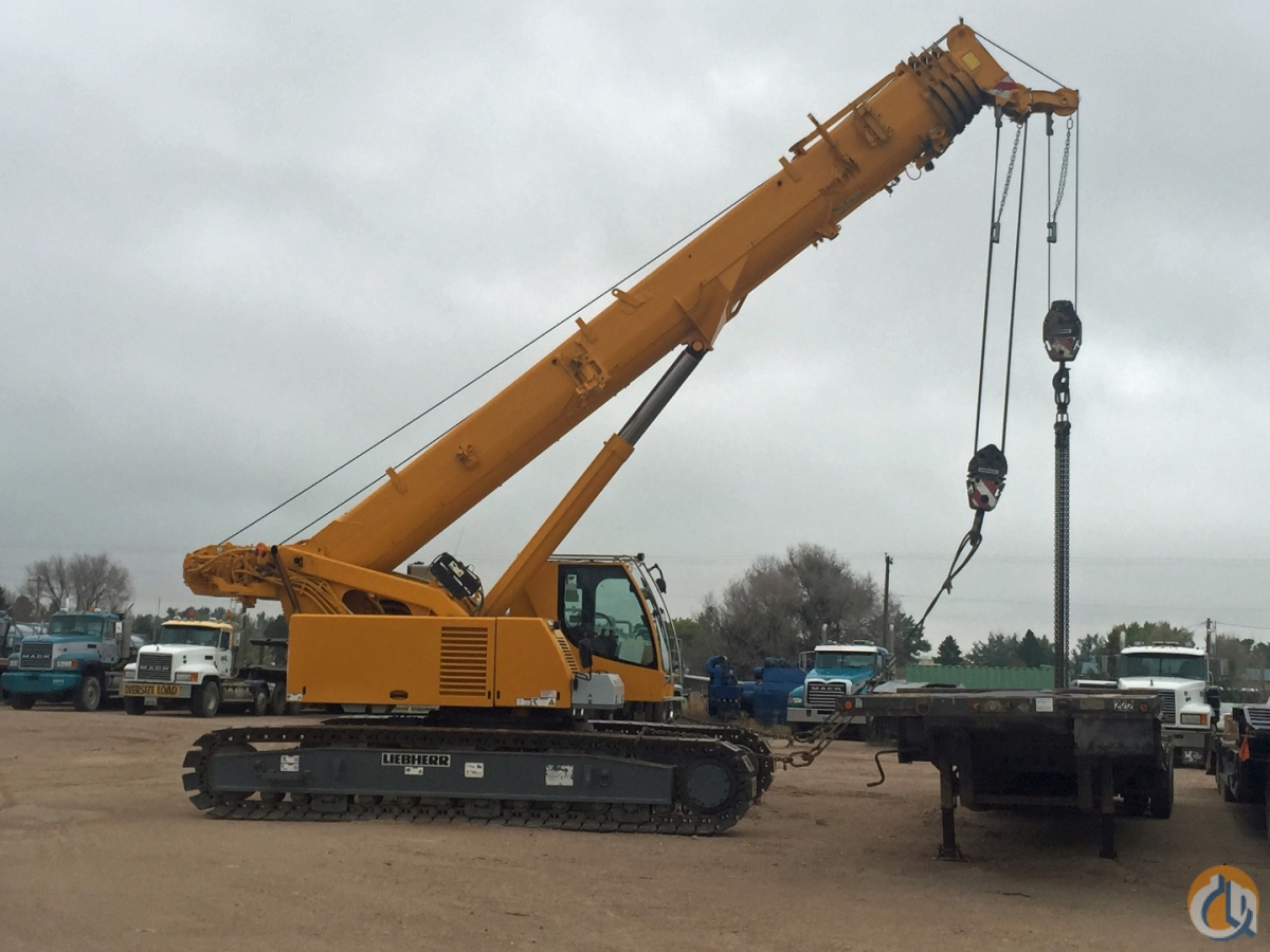 2011 Liebherr LTR 1060 Crane for Sale or Rent in Wheatland Wyoming on CraneNetwork.com