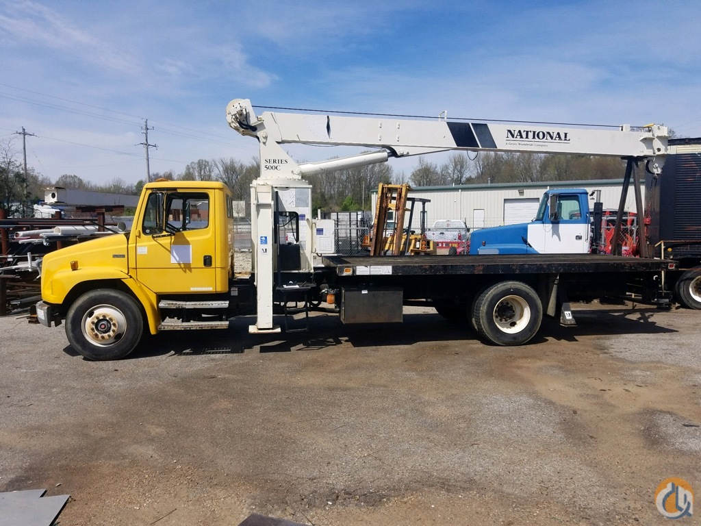 1999 National 500C Crane for Sale in Memphis Tennessee on CraneNetwork.com