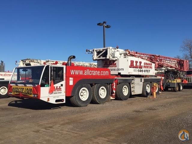 Demag AC 180 For Sale Crane for Sale in Cleveland Ohio on CraneNetwork.com