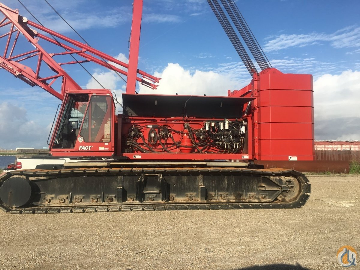2007 Manitowoc 999 series 3 - Only 278 Hrs Since Full Refurbishment Crane for Sale in New Orleans Louisiana on CraneNetwork.com