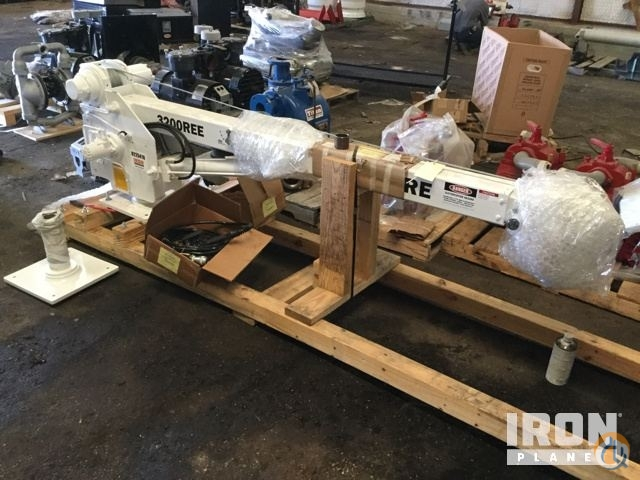 Sold Liftmoore 3200REE Truck Mounted Boom Crane for  in Marshall Texas on CraneNetwork.com
