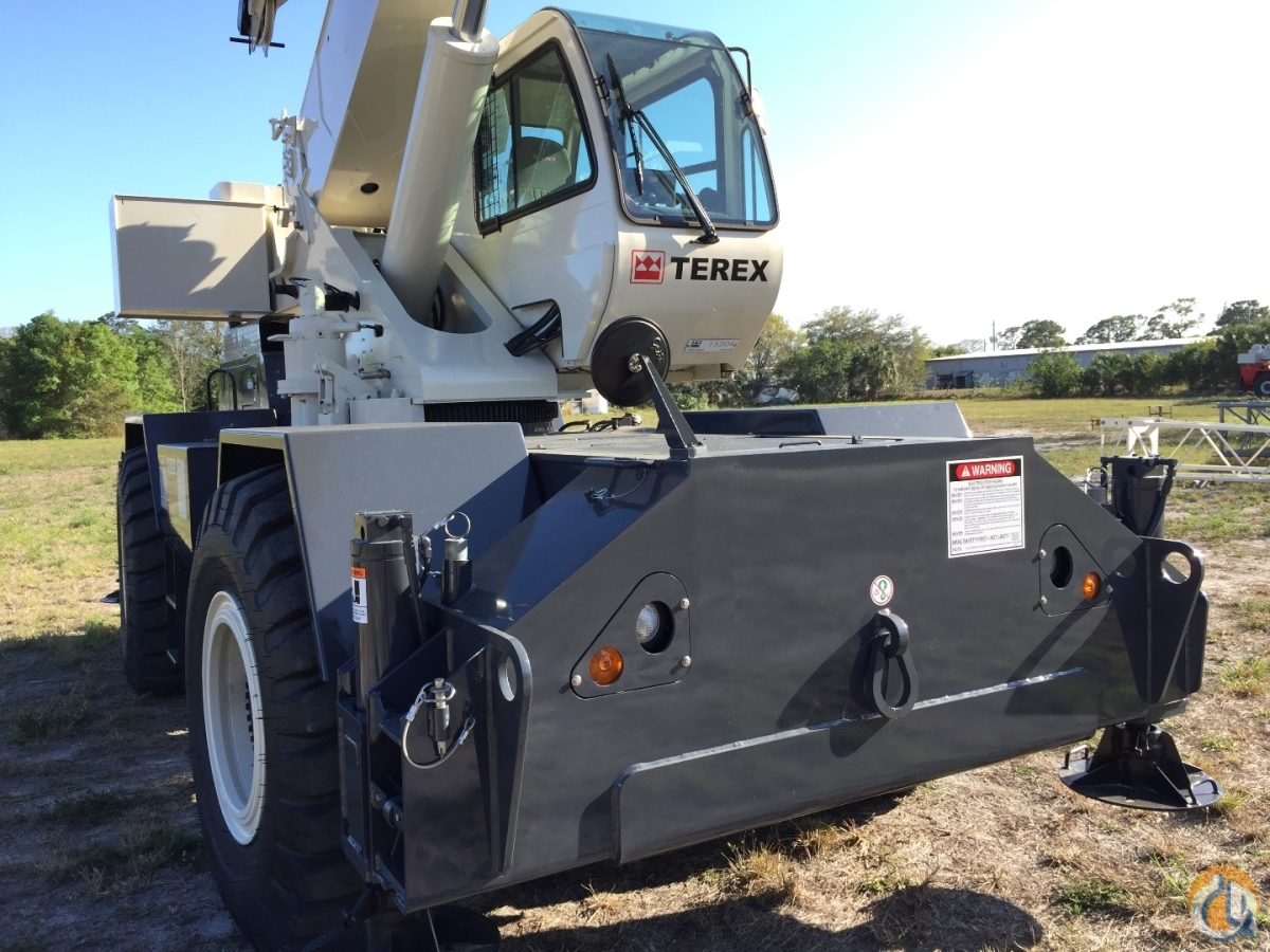 2008 TEREX RT230-1 30t LIKE NEW FLORIDA Crane for Sale in Fort Pierce Florida on CraneNetwork.com