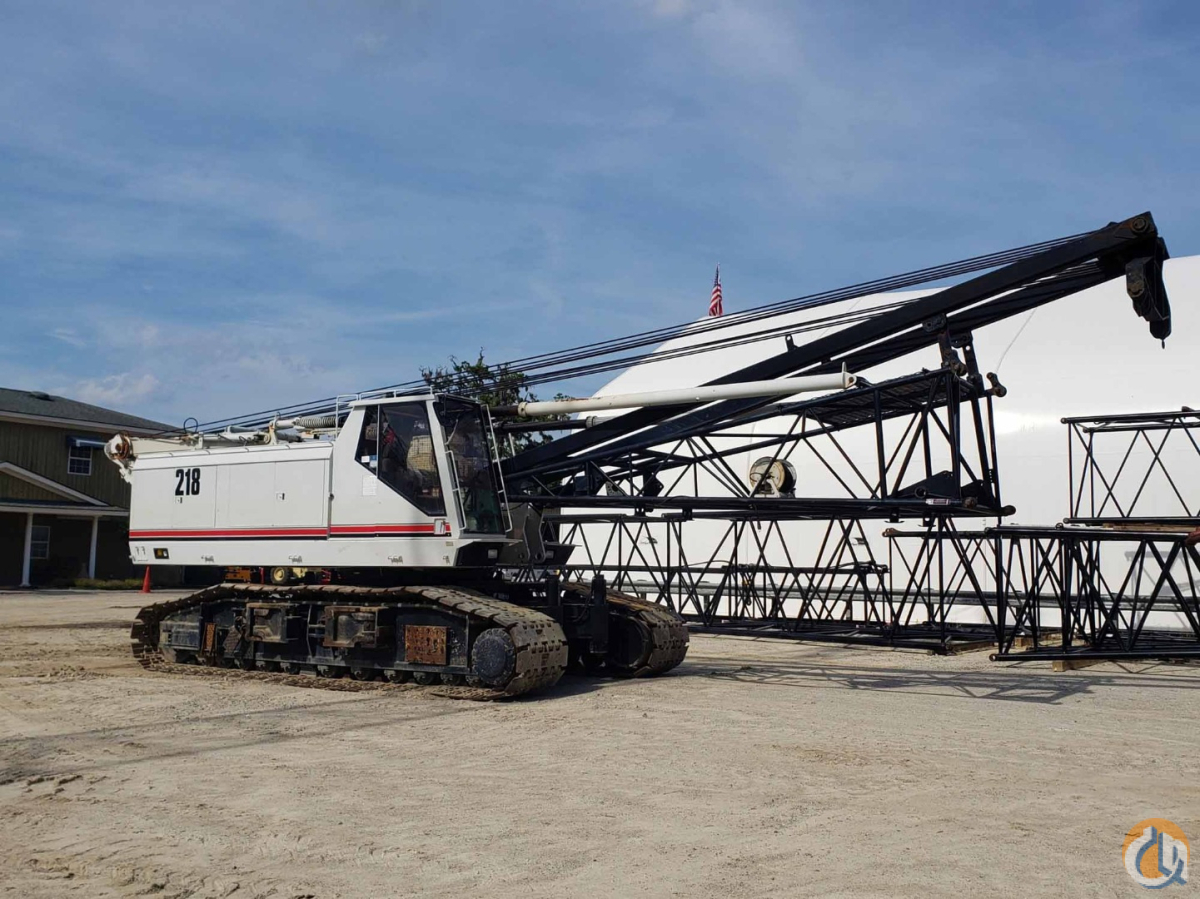 2003 LINK-BELT LS-218HII Crane for Sale or Rent in Savannah Georgia on CraneNetwork.com