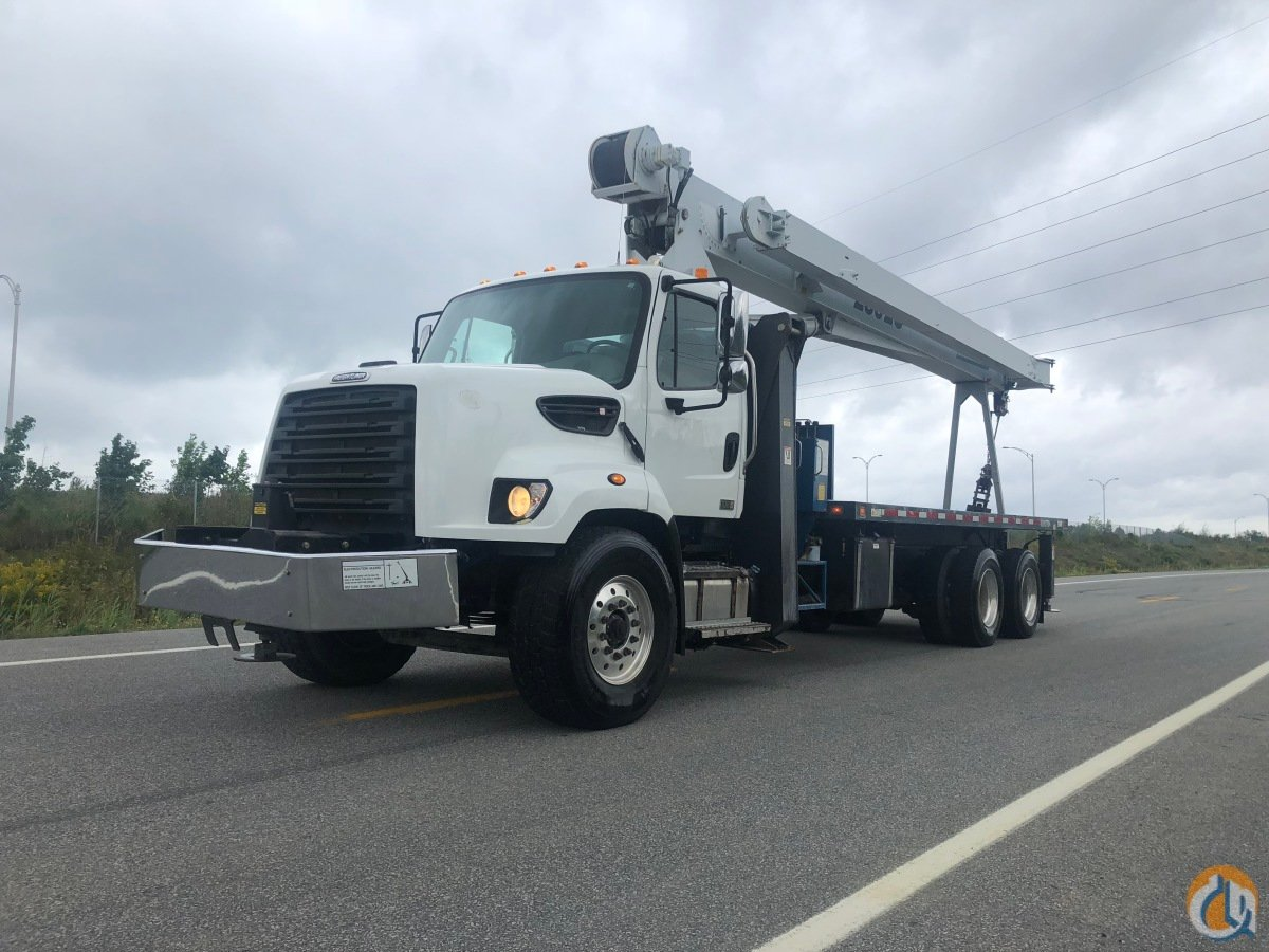 Sold 2012 MANITEX 2892 C MOUNTED ON A  FREIGHTLINER Crane for  in Montreal Quebec on CraneNetwork.com