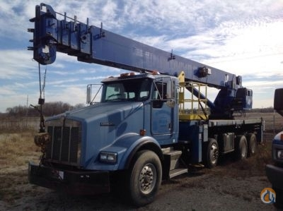 Sold 2009 Manitowoc 38124 Crane for  in Charlotte Michigan on CraneNetworkcom