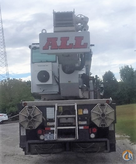 2014 MANITEX 50128S Crane for Sale in Rocky Point North Carolina on CraneNetworkcom