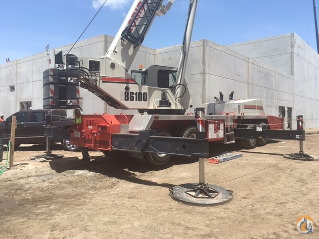 HTC 86100 MUST SEE THIS CRANE Crane for Sale in Orlando Florida on CraneNetworkcom