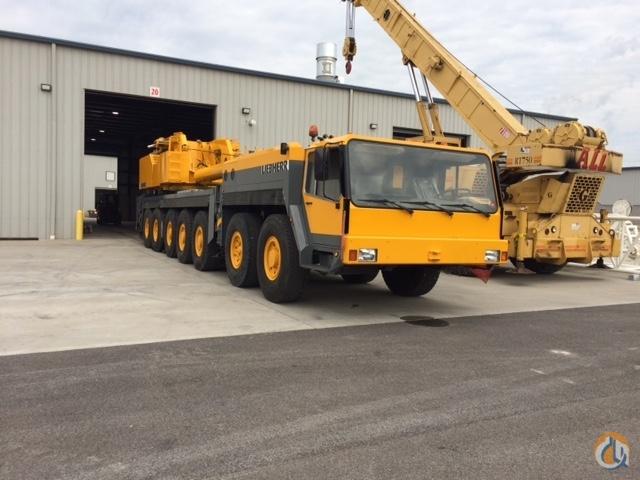 Liebherr LTM1300 For Sale Crane for Sale in Nitro West