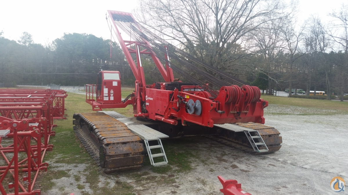 2013 MANITOWOC 16000 Crane for Sale in St. Augustine Florida on CraneNetwork.com