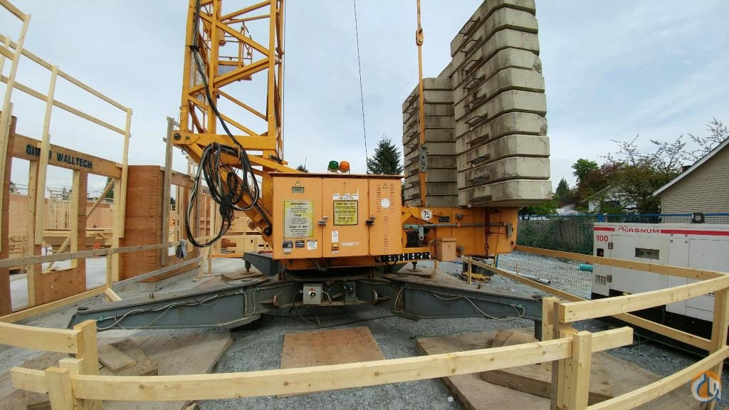 2003 LIEBHERR 71K Crane for Sale on CraneNetwork.com