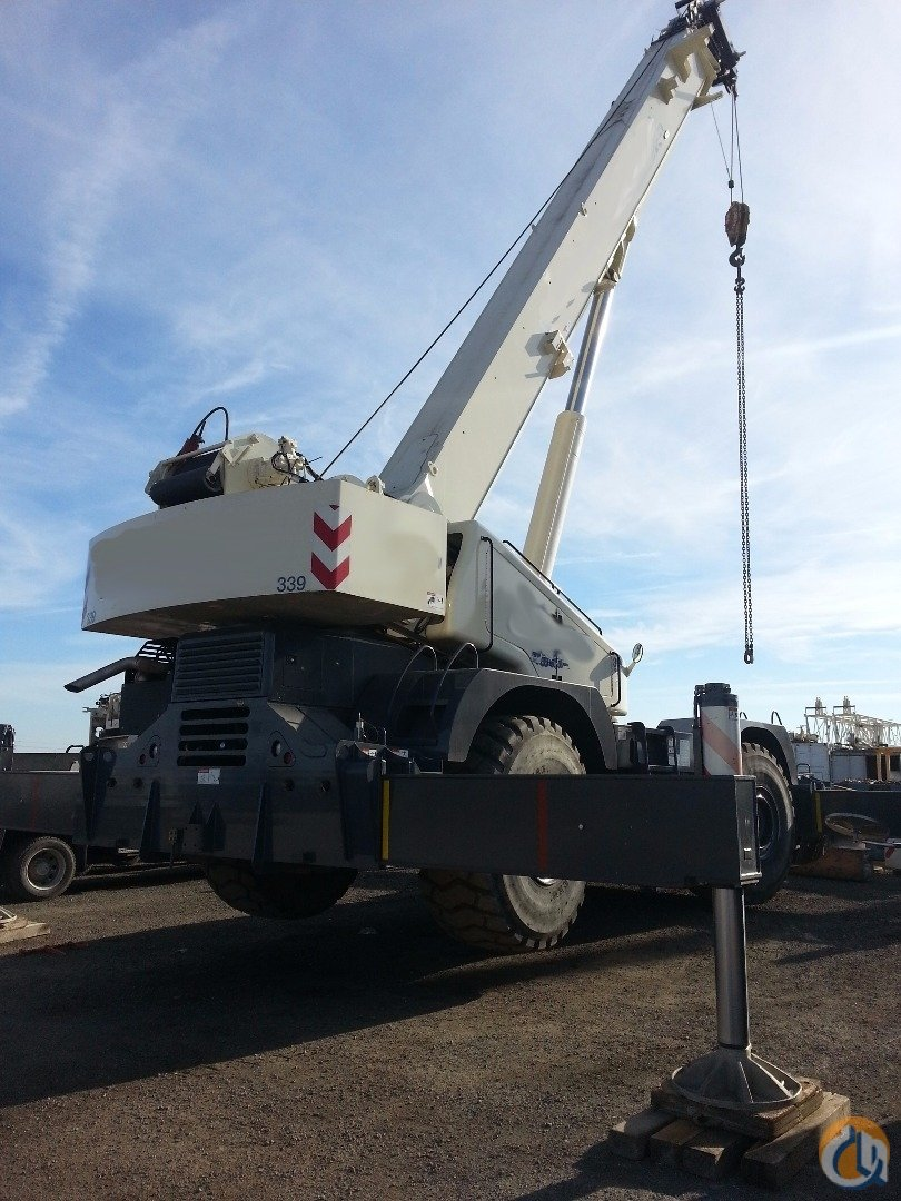 Sold 2014 TEREX QUADSTAR 1100 Crane for  in Oakville Ontario on CraneNetwork.com