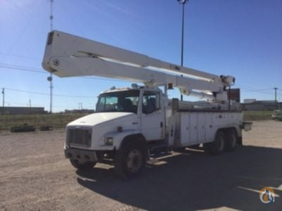 Sold 2001 Altec A77T-E93-MH Crane for  in Waxahachie Texas on CraneNetworkcom