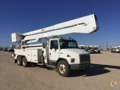 Sold 2001 Altec A77T-E93-MH Crane for  in Waxahachie Texas on CraneNetwork.com