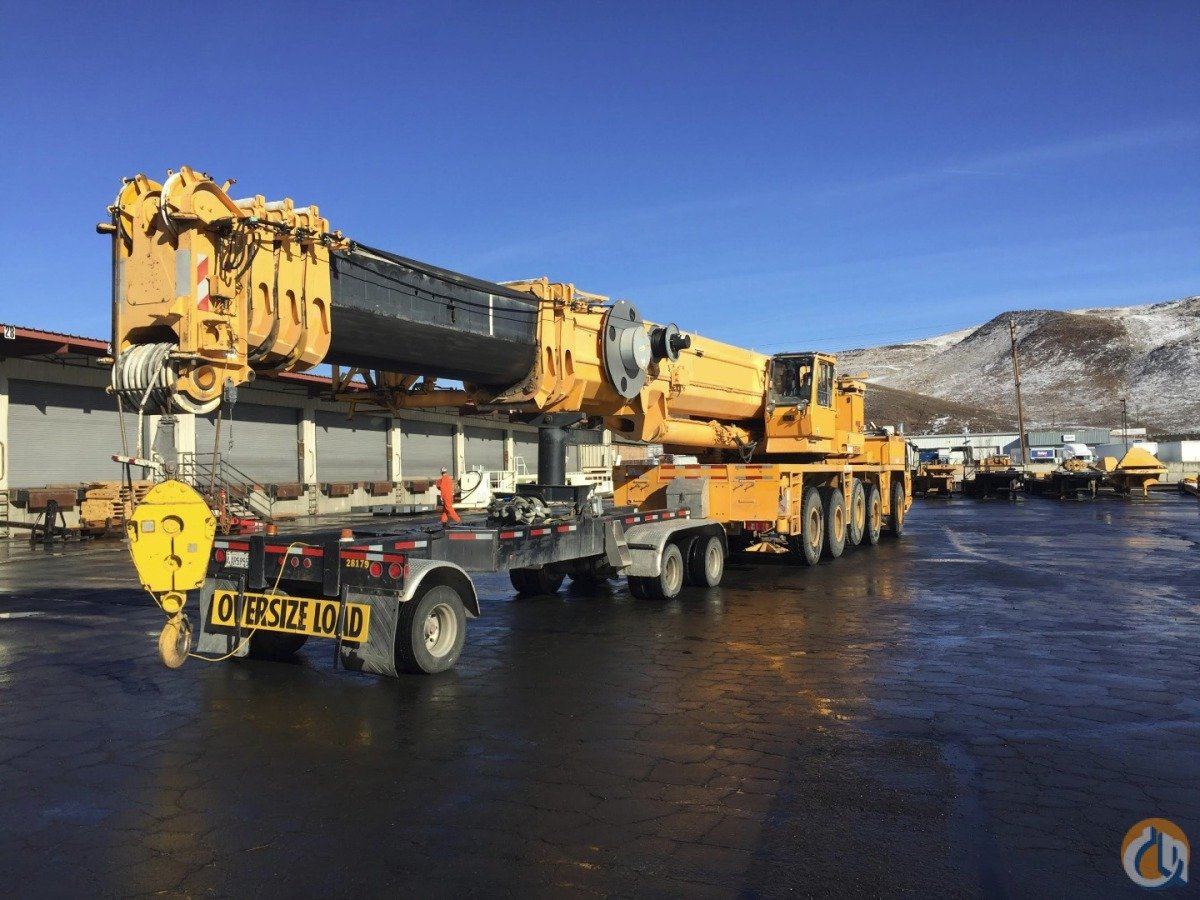 2002 Grove GMK5240 All Terrain Crane for Sale on CraneNetwork.com