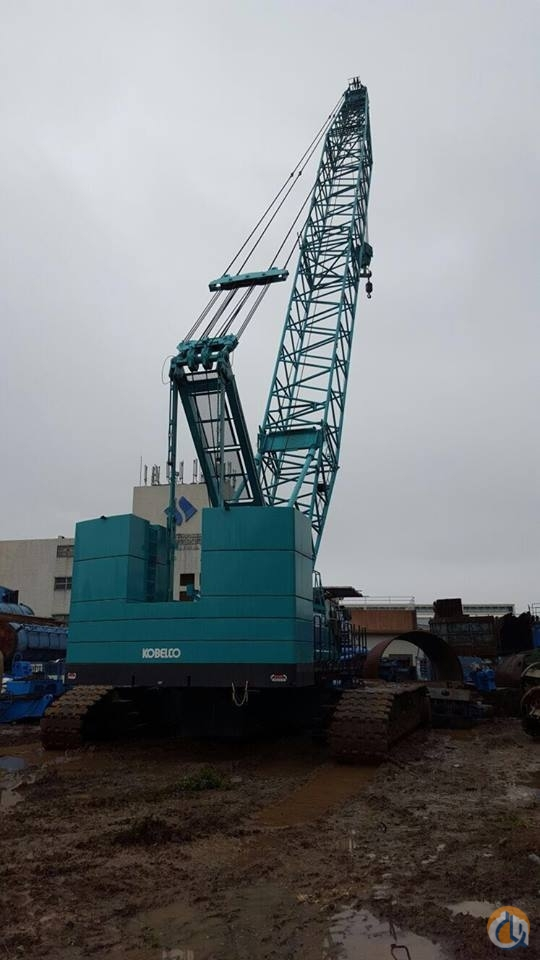 2008 KOBELCO 7250-2 SF CRAWLER CRANE FOR SALE 250 TON Crane for Sale in Houston Texas on CraneNetworkcom