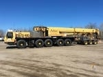 Sold 1999 Grove GMK5130 All Terrain Cranes Crane for  in Bemidji Minnesota on CraneNetwork.com