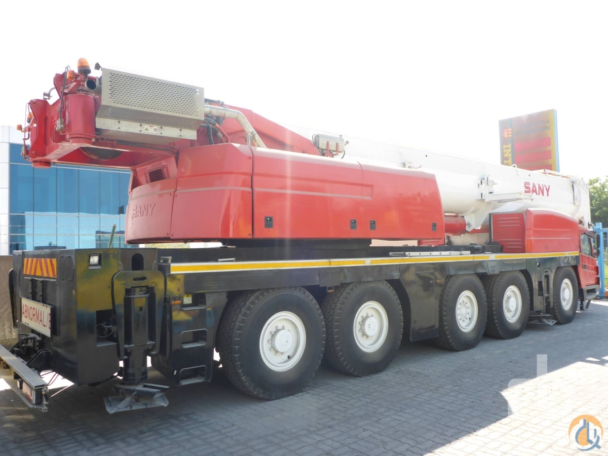 Sold 2014 SANY SAC2200F 220 Ton All Terrain Crane Crane for  in Dubai Dubai on CraneNetworkcom