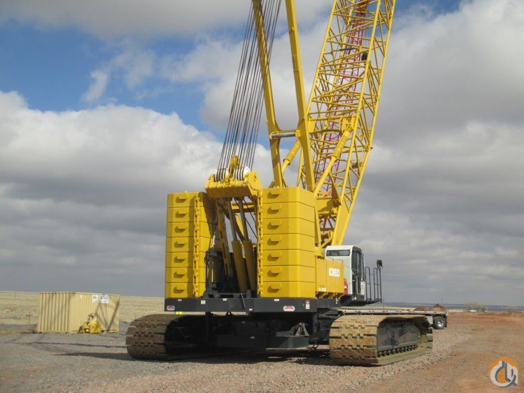 2007 KOBELCO 2500 II Crane for Sale in Fullerton North Dakota on CraneNetwork.com
