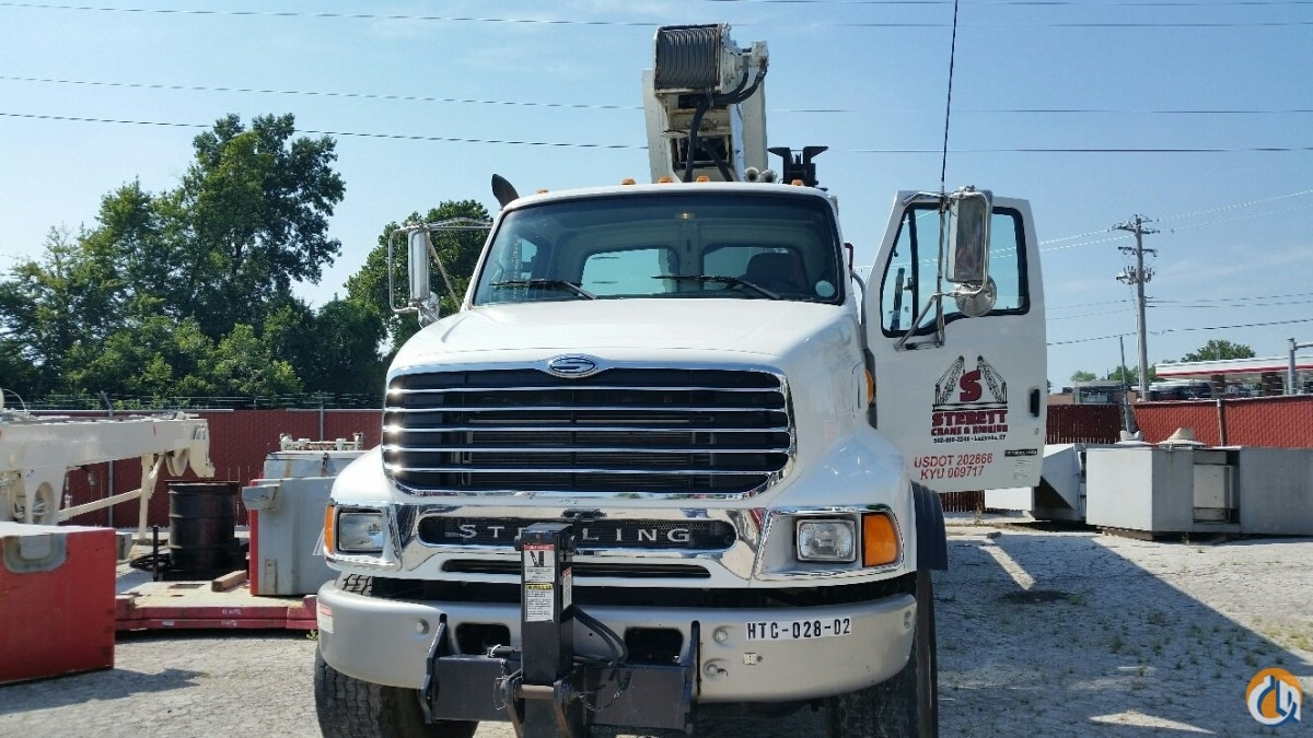 2007 Elliott 28105F Crane for Sale in Spring Hill Tennessee on CraneNetworkcom