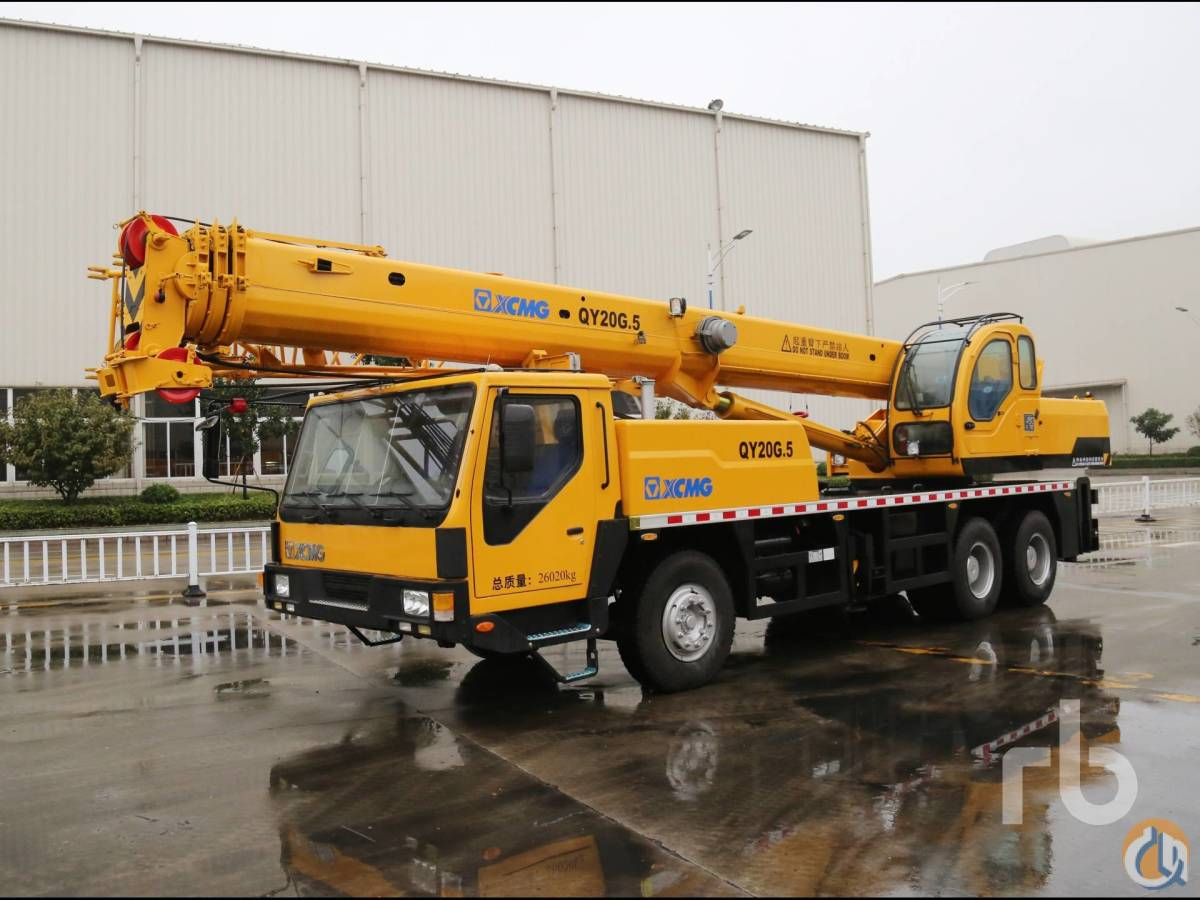 Sold 2007 XCMG QY25 Crane for  in Arar Northern Borders Province on CraneNetworkcom