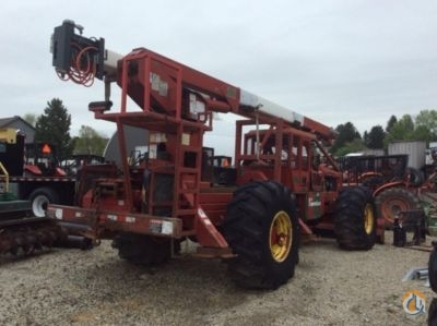 Sold 2003 Timberjack 240 Crane for in Plymouth Meeting