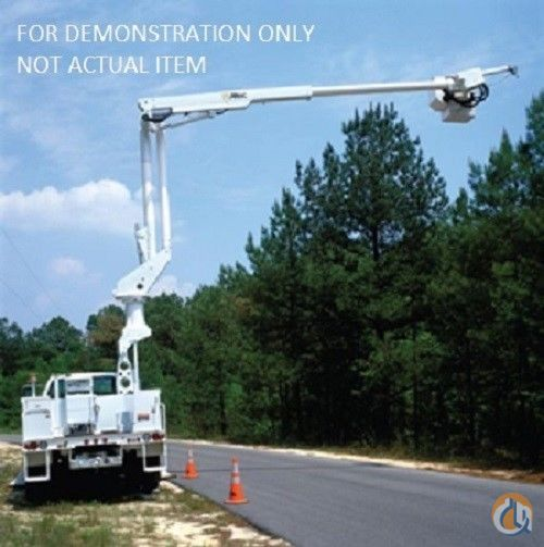 2011 Altec AT37G Crane for Sale in Waxahachie Texas on CraneNetworkcom