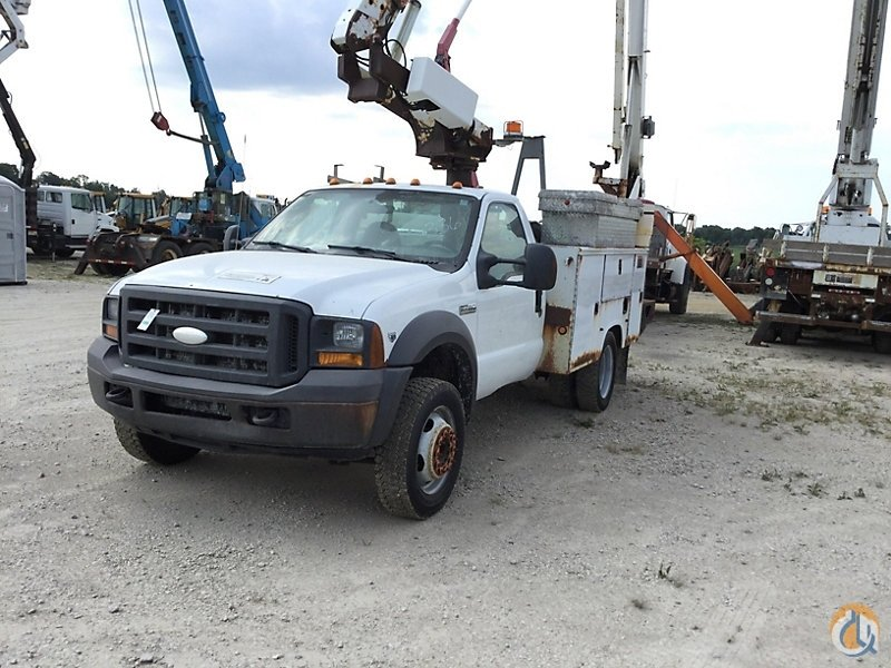 Sold Telsta A28D Crane for in Charlotte Michigan on