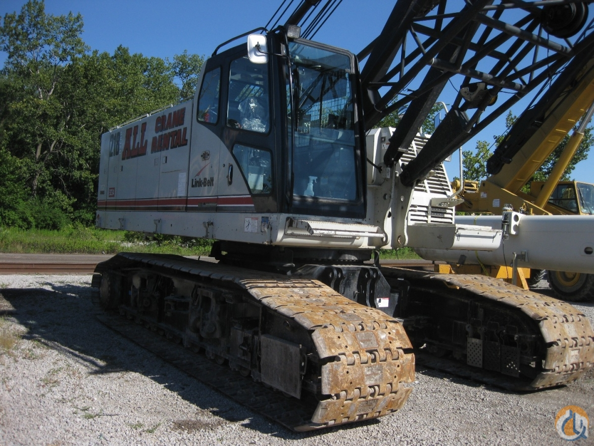 Link-Belt LS218HSL For Sale Crane for Sale in Knoxville Tennessee on CraneNetwork.com