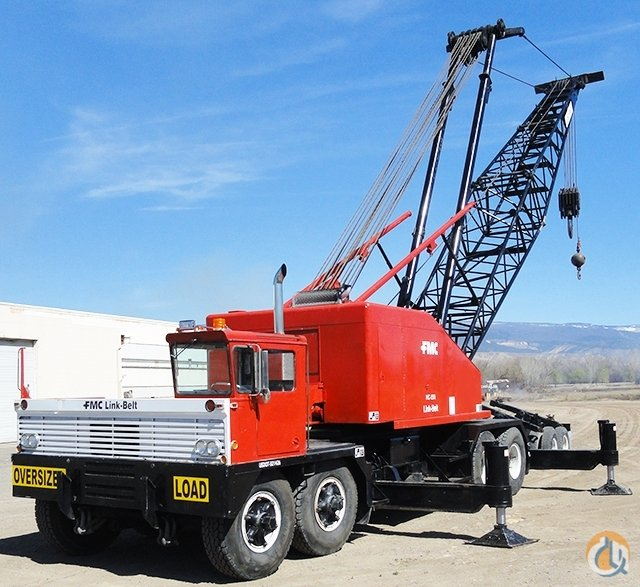 Sold  Crane for  on CraneNetwork.com