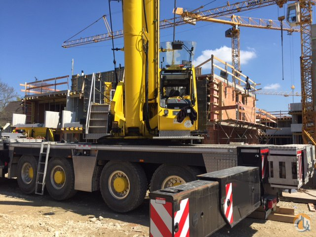 Grove GMK6450 from 2013 with 259.2 feet luffing jib Crane for Sale in Giessen North Brabant on CraneNetwork.com