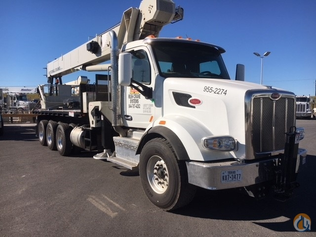 33 Ton National 14127H on Peterbilt Chassis Crane for Sale or Rent in San Antonio Texas on CraneNetwork.com