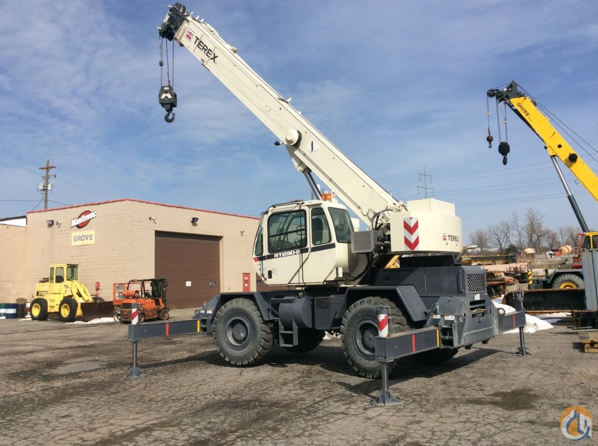 2013 Terex RT230 Crane for Sale in Cleveland Ohio on CraneNetwork.com