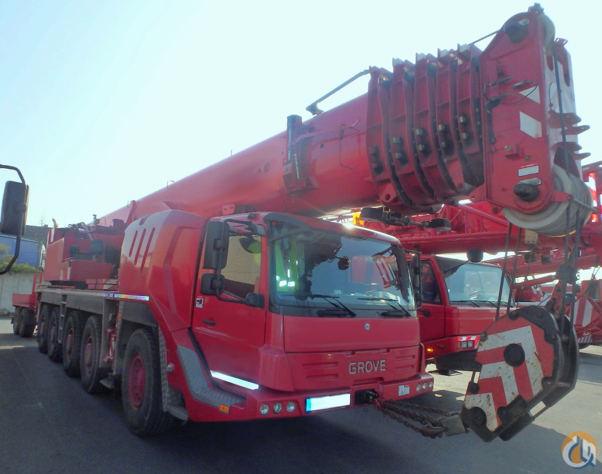 Grove GMK 5130-2 Crane for Sale on CraneNetwork.com