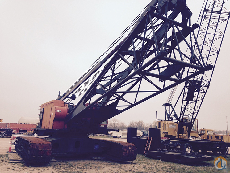 1978 Clark Lima 1500SC Lattice Boom Crawler CBJ650 Crane for Sale on CraneNetwork.com