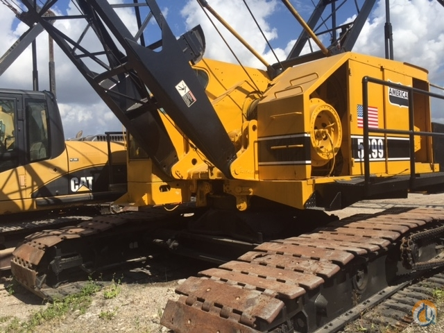 Sold AMERICAS WORK HORSE CRANE Crane for  in Houston Texas on CraneNetworkcom