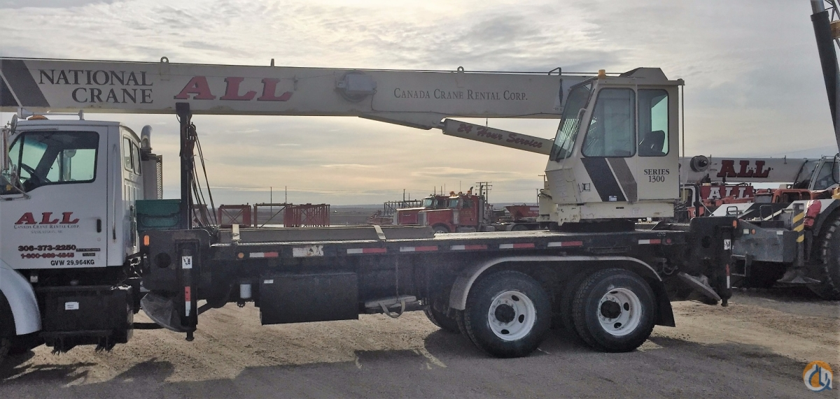 2004 National 13105 Crane for Sale in Mississauga Ontario on CraneNetwork.com