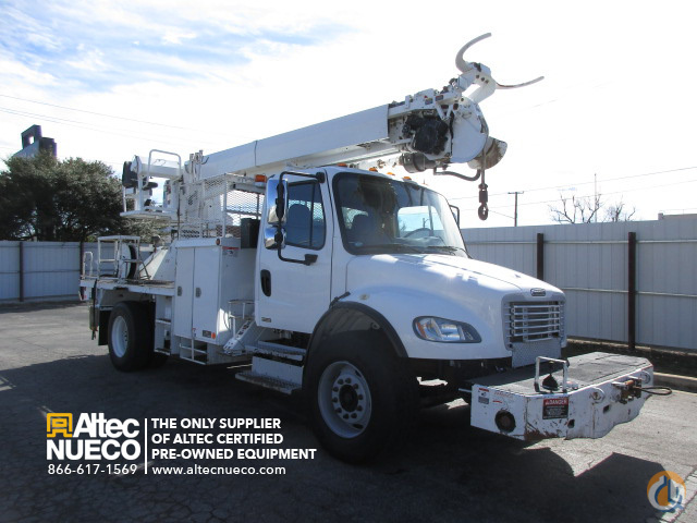 2006 ALTEC DL45 Crane for Sale in Birmingham Alabama on CraneNetworkcom