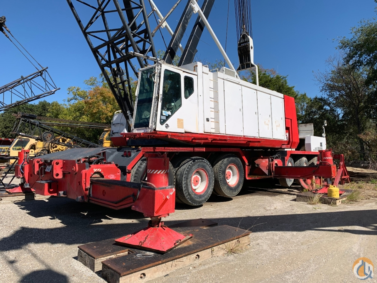 1979 LINK BELT HC258 CONVENTIONAL TRUCK CRANE Crane for Sale in Dallas Texas on CraneNetwork.com