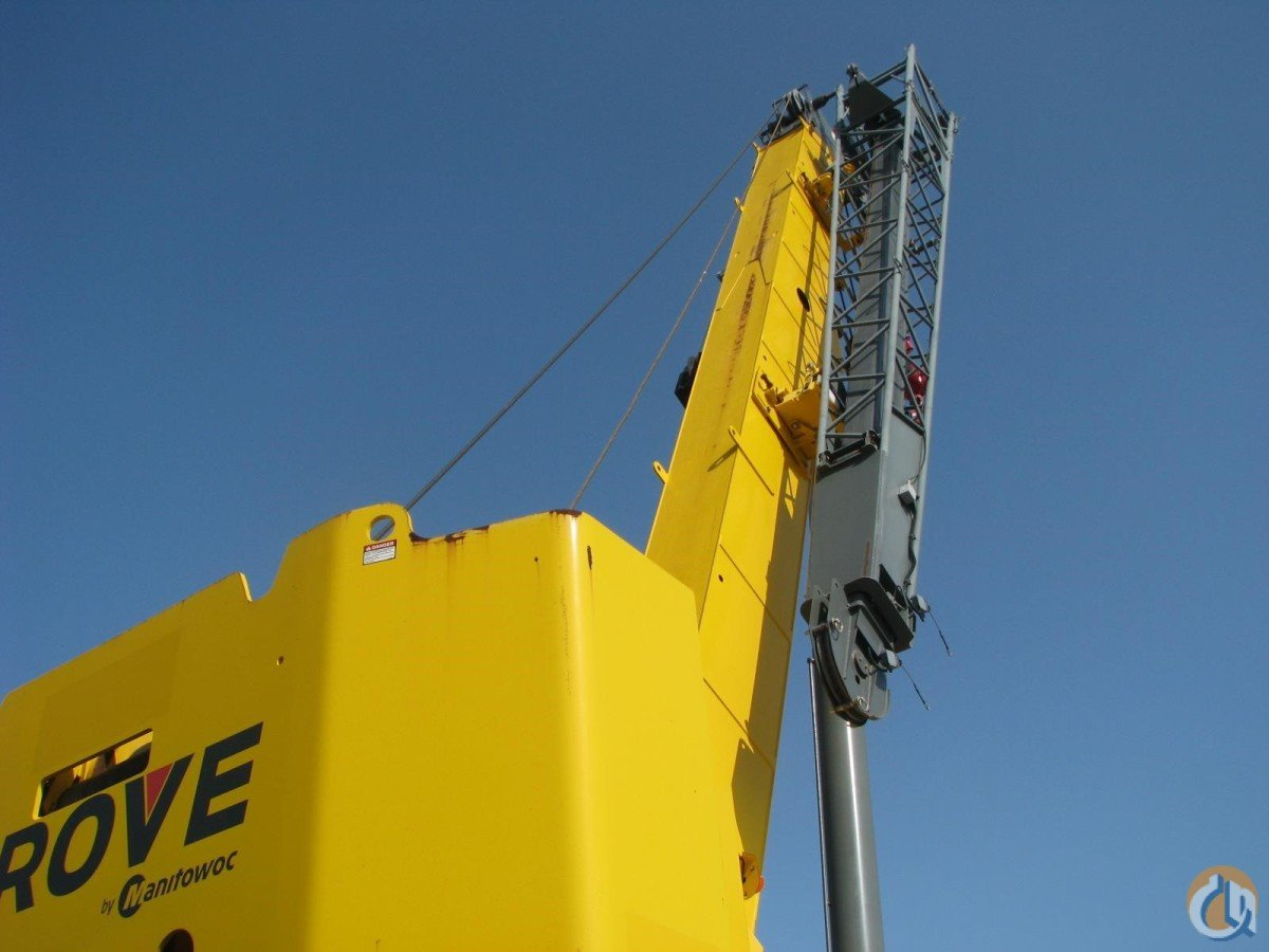 2012 GROVE RT600E Crane for Sale in Lewisville Texas on CraneNetwork.com